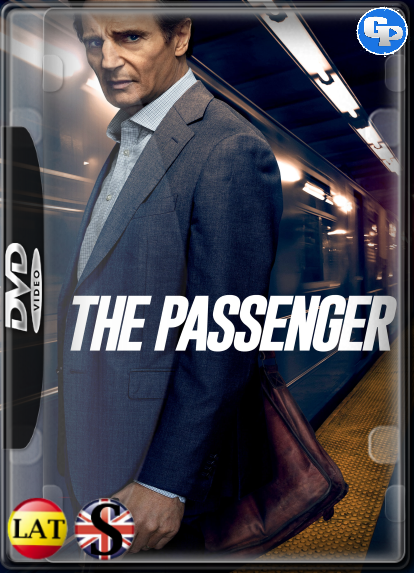 El Pasajero (2018) DVD5 LATINO/INGLES