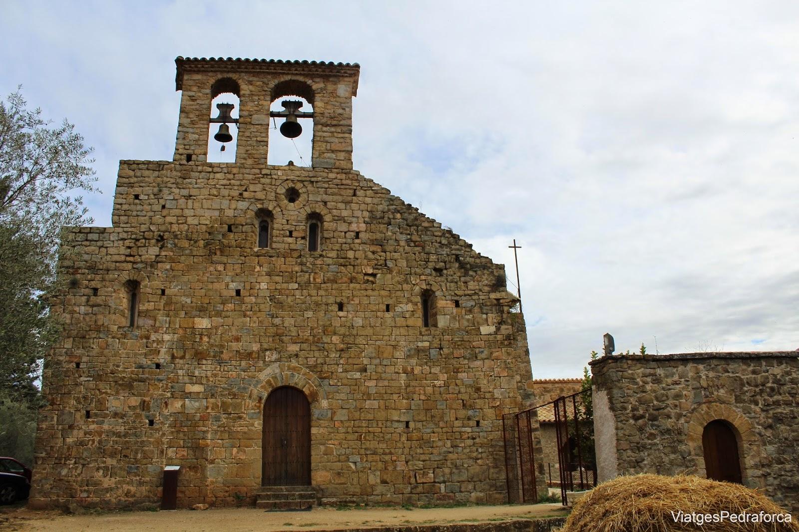 Esglesia romanica Sant Sepulcre de Palera Garrotxa