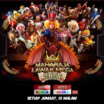 Maharaja Lawak Mega (MLM) Musim Ke-7