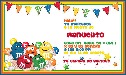 M\Mu0027s Chocolate Printable Birthday Party by SabrinasPrintable - retirement invitation