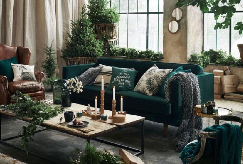 Scopri le novità H&M home 2017 per un Natale magico