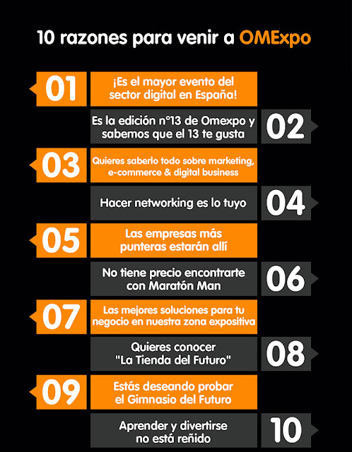 Omexpo, el futuro del marketing se escribe en Madrid