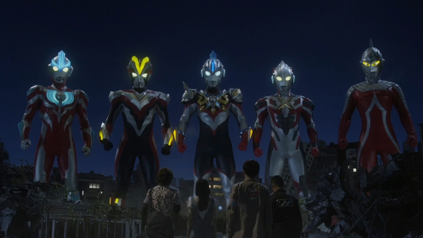 Movie REVIEW Ultraman Orb The Lend Me Power Of Bonds