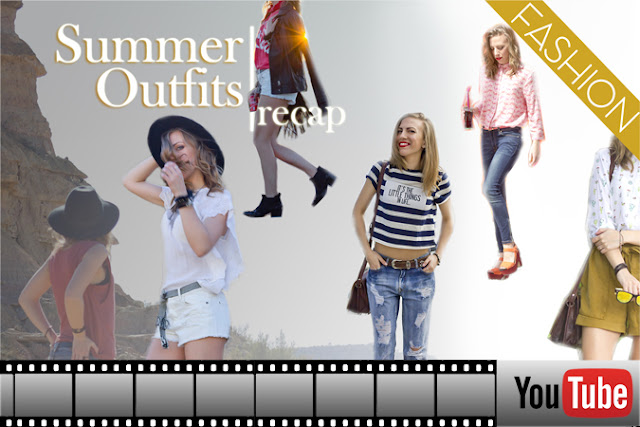 Summer outfits recap video
