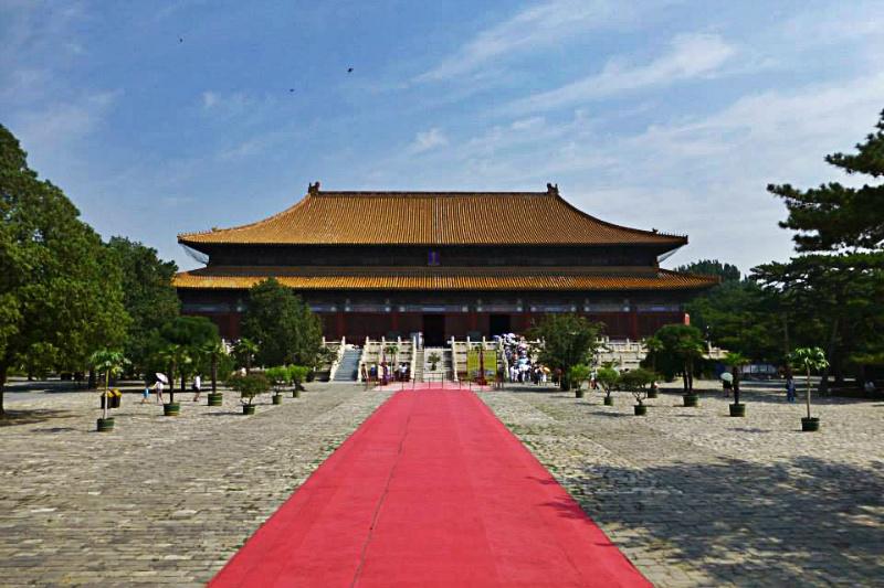 escursione tombe imperiali ming pechino