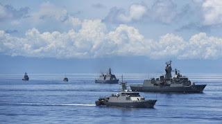 Waw Mantap ! Panglima TNI Akan Kirim 5 Kapal Perang dan 1 pesawat Pengintai Ke Natuna - Commando