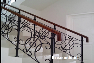 10 Model Railing dan Balkon Besi semi Tempa dan Siap Menerima Pesanan