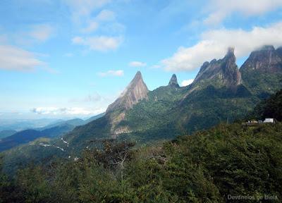 Teresópolis - Dedo de Deus - Mirante do Soberbo