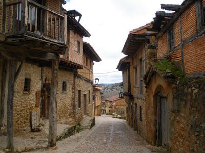 Calatañazor, Soria, Castilla y León, arte románico