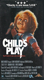 DVD & Blu-ray Release Report, Ralph Tribbey, Chucky