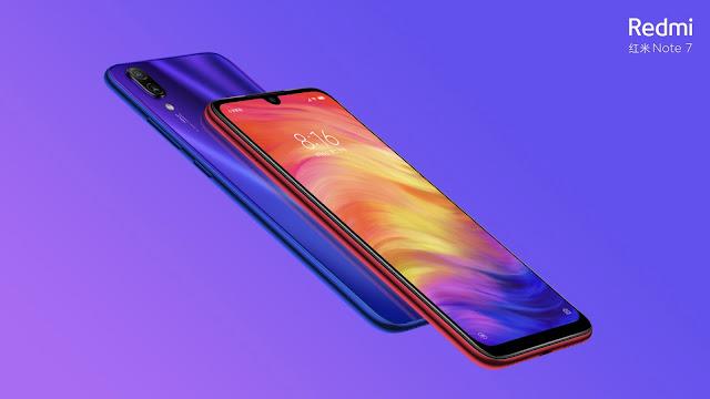 Redmi Note 7 Hp 2 Jutaan Tahan Air Dengan Spesifikasi Tinggi