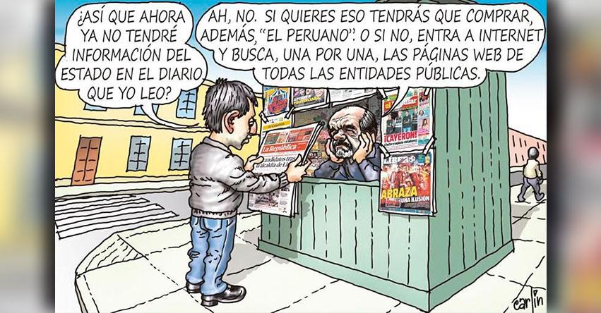 Carlincaturas Viernes 22 Junio 2018 - La República