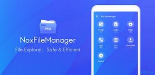 تنزيل تطبيق NoxFileManager اخر اصدار مجانا للاندرويد