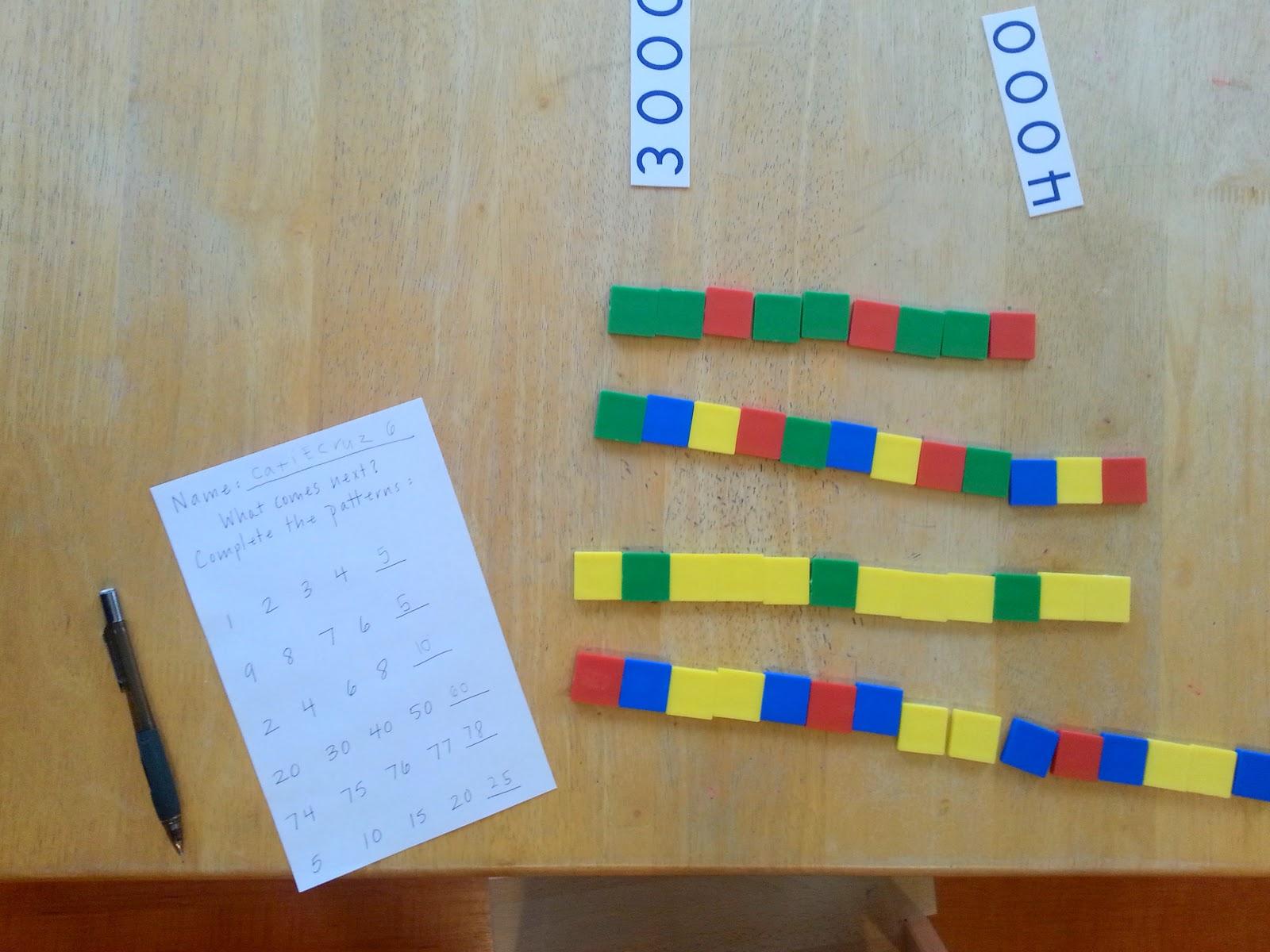 Joyous Lessons Cate S Kindergarten Exams Term 3