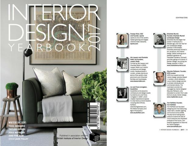 STUDIOFIBRE Interior Design Yearbook 2017