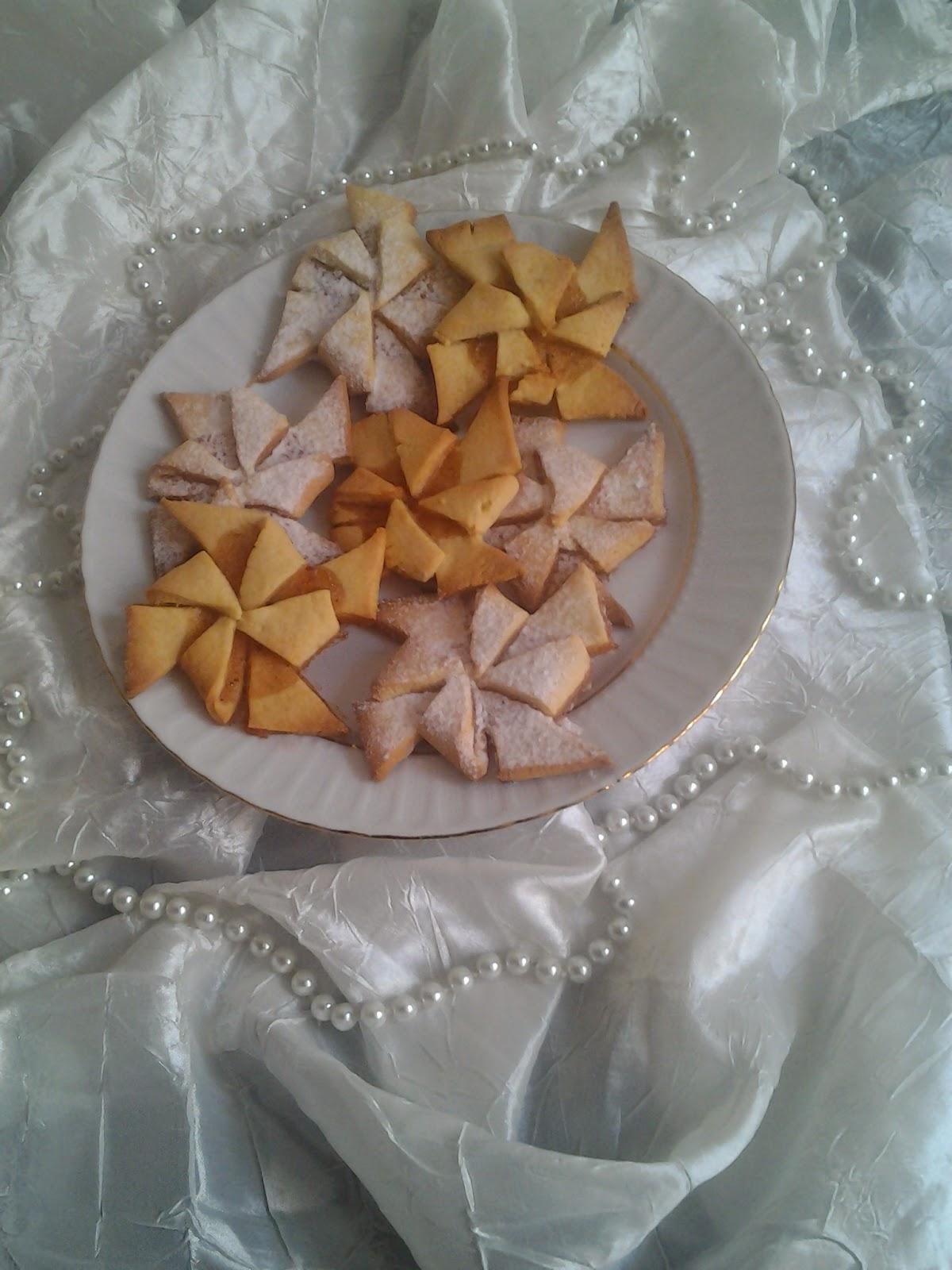 rüzgargülü kurabiye tarifi