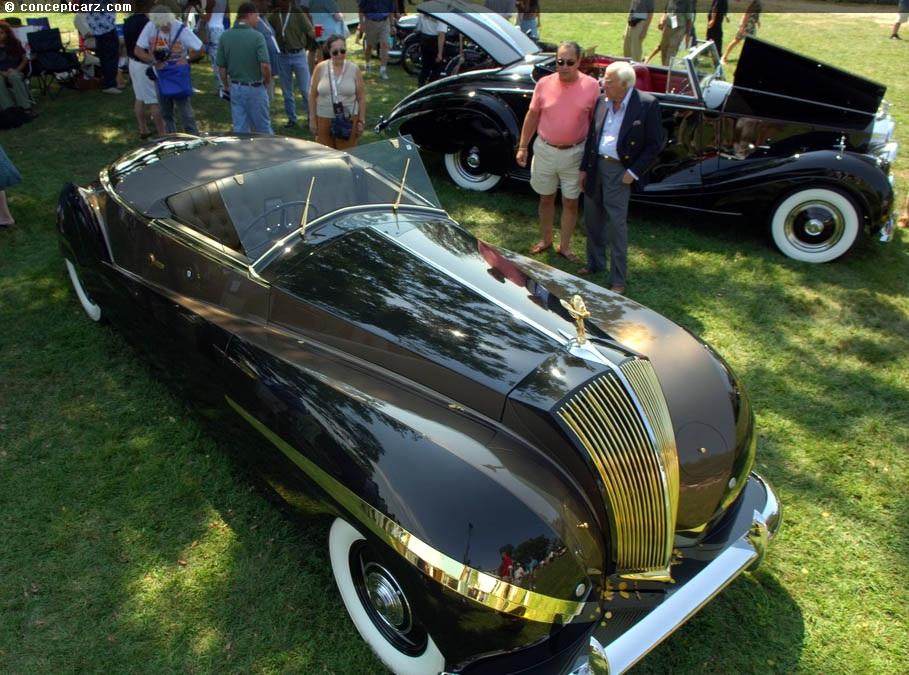 Rolls Royce Phantom >> FAB WHEELS DIGEST (F.W.D.): 1939 Rolls-Royce Phantom III ...
