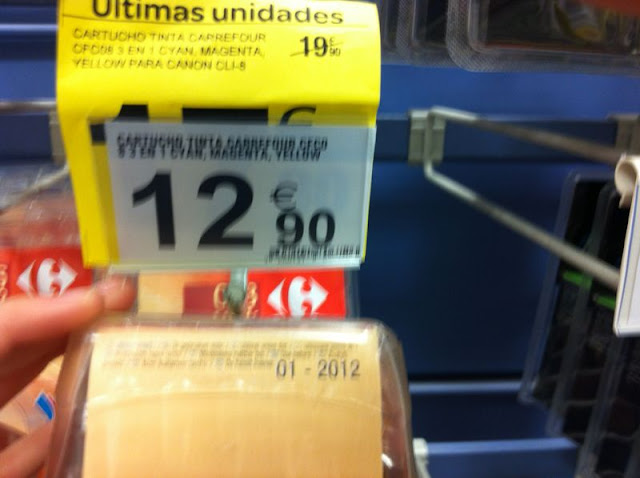 Harto De Carrefour Mayo 2012