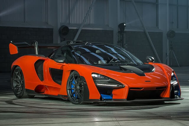 2018 McLaren Senna Review
