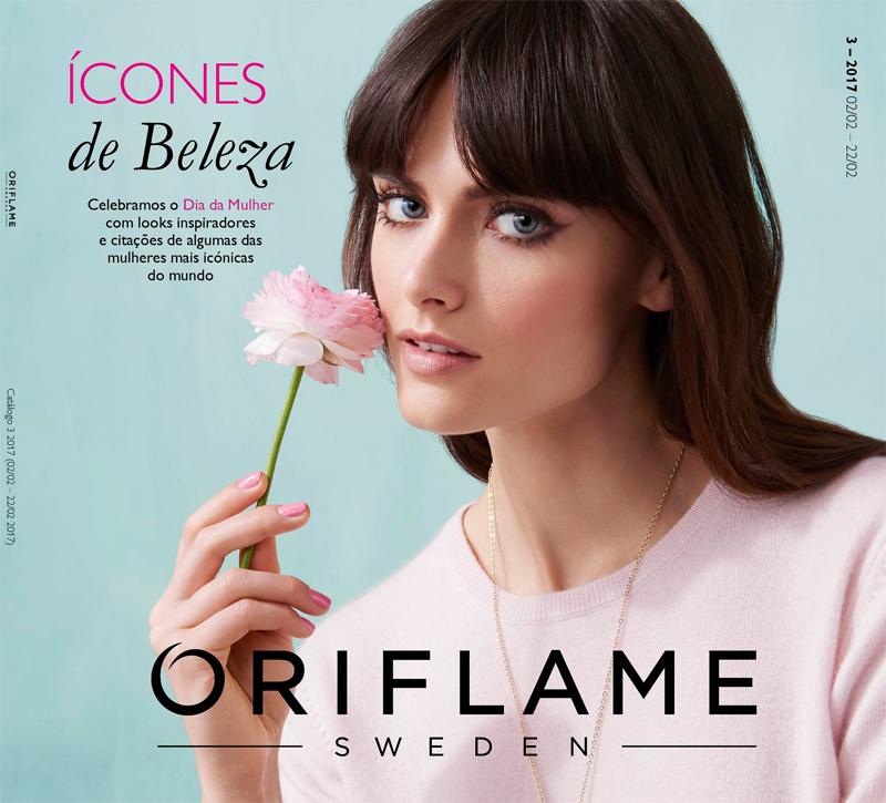 Catálogo 03 de 2017 da Oriflame