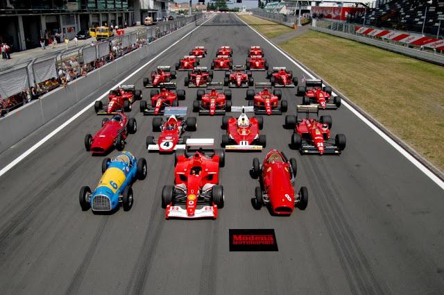 Get a personal Ferrari car ride experience through driving it