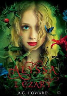 Alyssa i czary - A.G. Howard