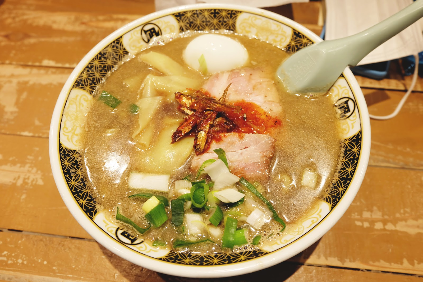 Nagi Ramen in Shimokitazawa | www.bigdreamerblog.com