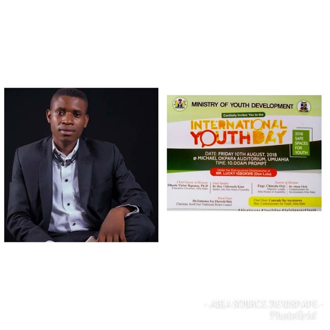 Who is a youth? By Nwabueze success Onyekachi
