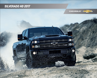 Downloadable 2017 Chevrolet Silverado 2500HD Brochure