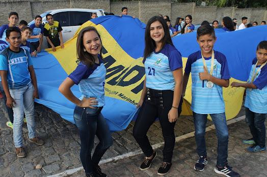 O Desfile do 7 de Setembro em São Paulo do Potengi foi um dos maiores da  história do Município (Parte I) ~ Blog do Silvério Alves