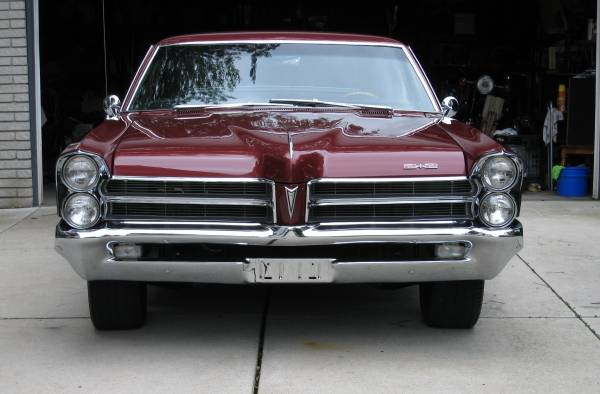 Extremely Rare 1965 Pontiac 2+2 For Sale