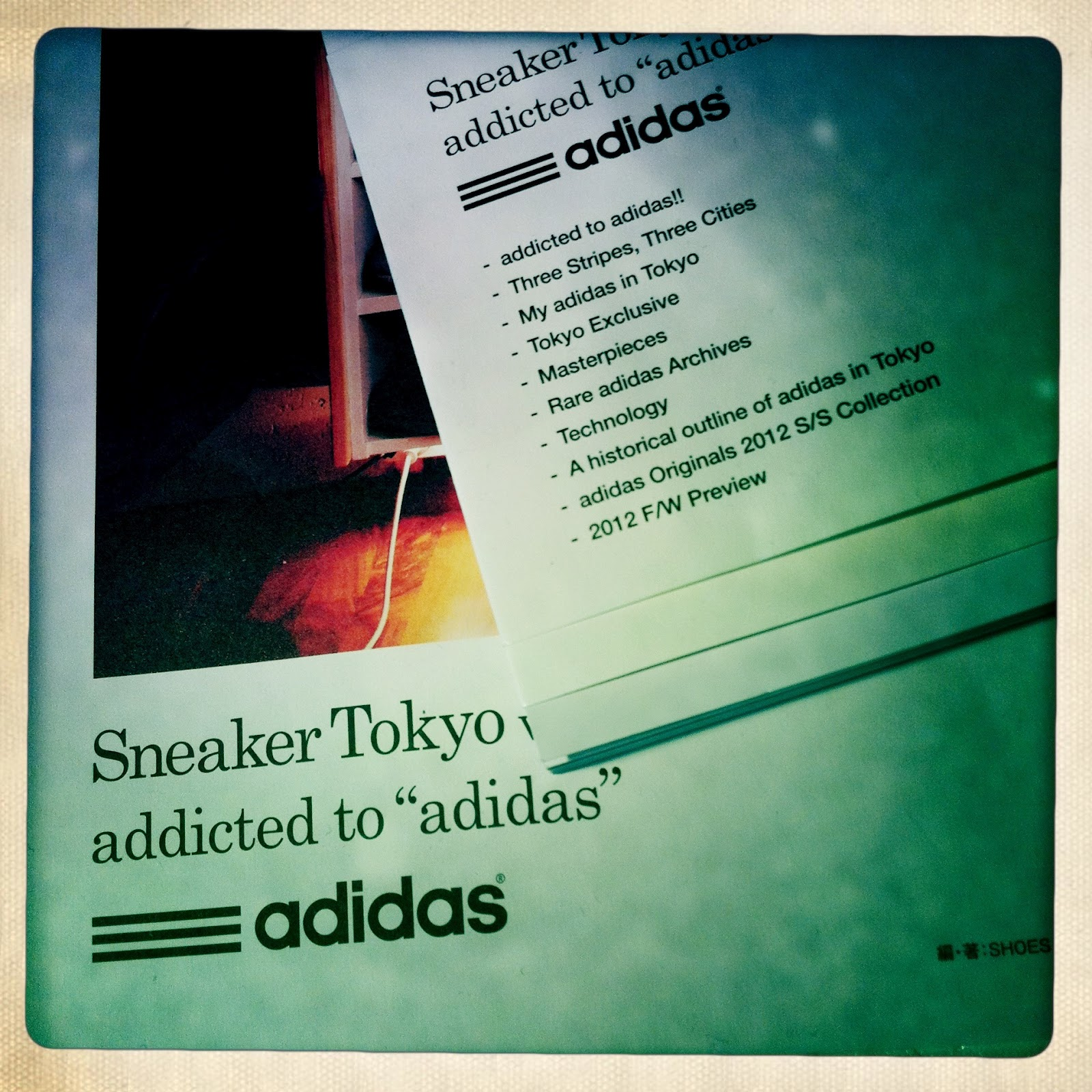 premium selection d1d5b 1dbe7 Since April 24th the new Sneaker Tokyo book titled