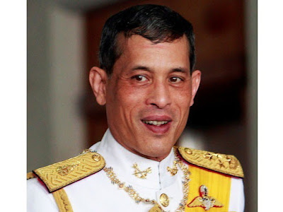 King Maha Vajiralongkorn crowned King of Thailand