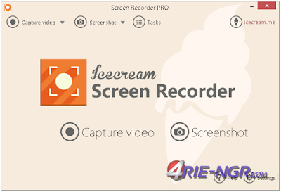 IceCream Screen Recorder Pro 4.76 Full Version