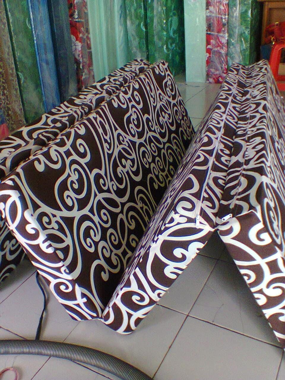 Sofa Bed Kasur Busa Lipat Inoac Jakarta Dfs Brown Leather Daftar Harga Bekasi Distributor