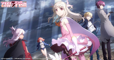 Fate/kaleid liner Prisma Illya movie