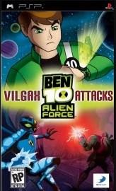 Download Ben 10 Alien Force Vilgax Attacks PSP ISO CSO