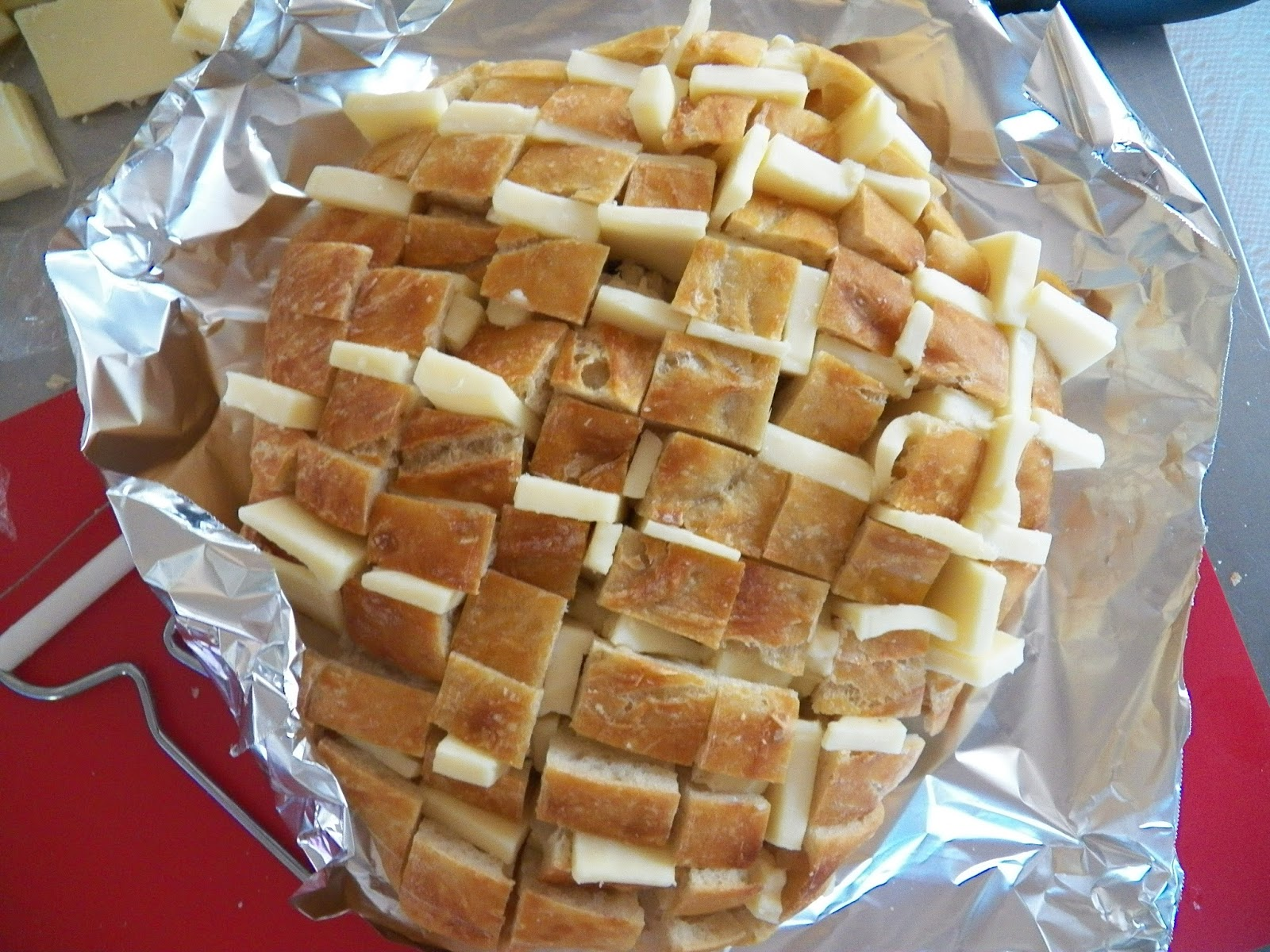 Blooming Onion Bread - Sid's Sea Palm Cooking