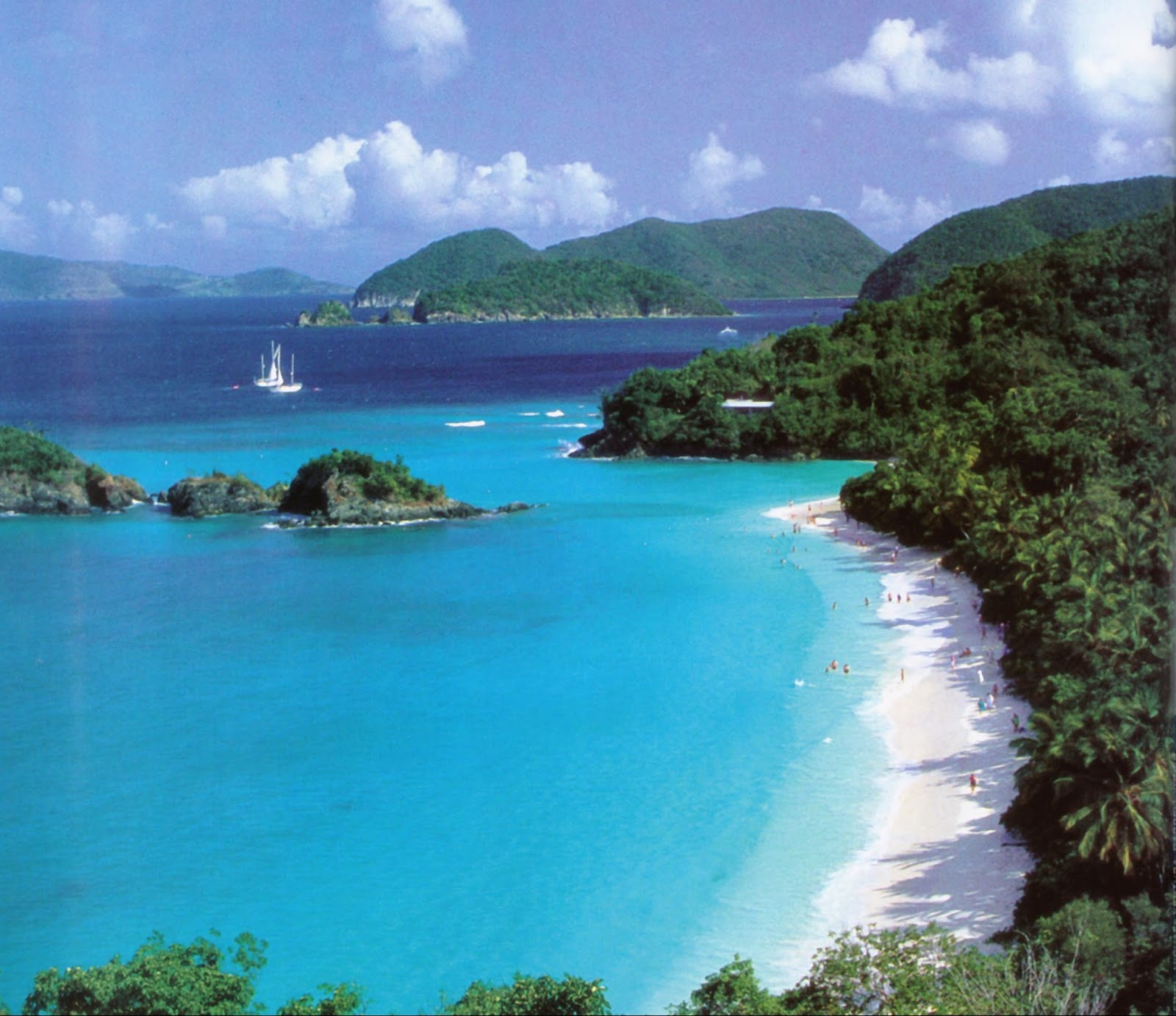 Saint Thomas - Travel Guide And Travel Info