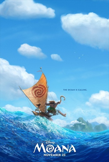 Moana 2016 English HDTS 650MB
