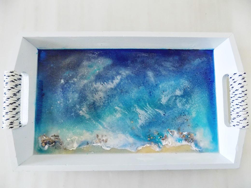 Δίσκος με άρωμα θάλασσας