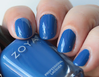 Zoya Focus Collection swatches and review Sia