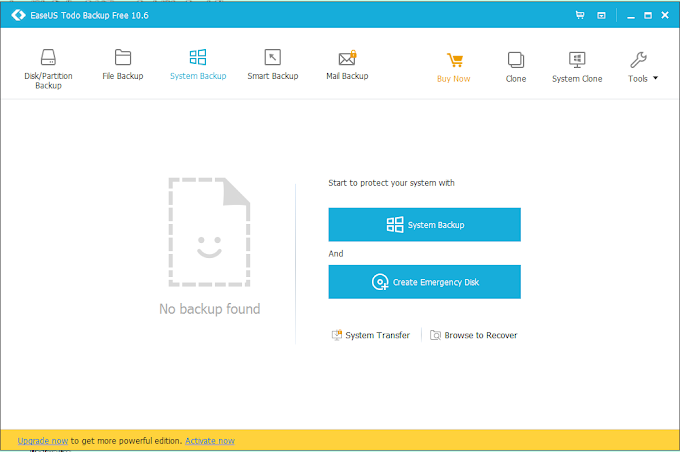 Download Ease BackUp 10.6.0.0
