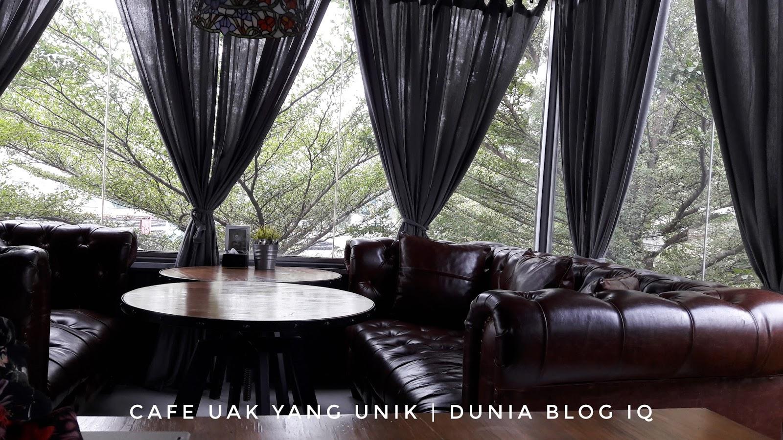 Cafe Uztaz Abdullah Khairi Yang Unik di Glenmarie Shah Alam
