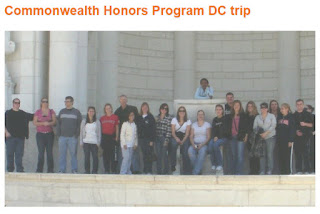 Commonwealth Honors Program Giving Page