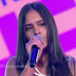 O THE VOICE KIDS COM A BAIANA LOU GARCIA
