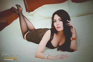 Foto Hot dan Seksi Gracia Marcilia