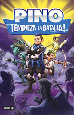 LIBRO - Pino ¡Empieza la batalla  (Destino - 19 Febrero 2019)  COMPRAR ESTE LIBRO