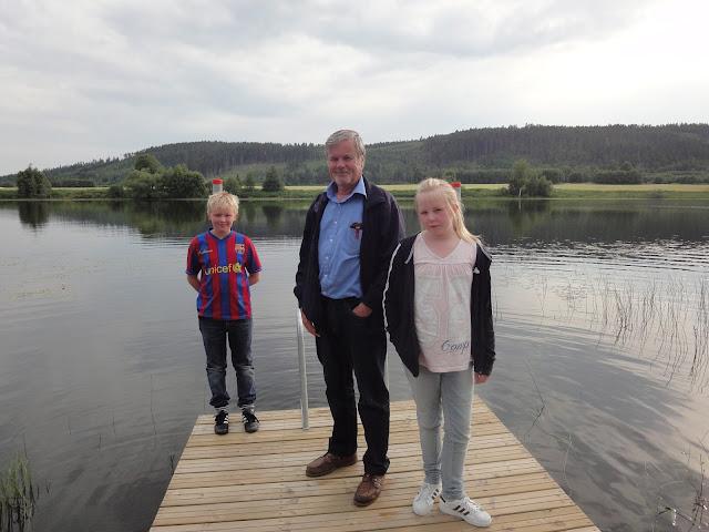 Gagnef, Matsgården vid Dalälven