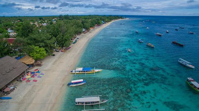 Gili Trawangan - 3H2M Lombok Gili Trawangan Ramadhan 2018 - Salika Travel